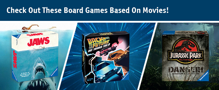 Movie Board Games