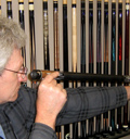 How to Check a Pool Cue for Warping