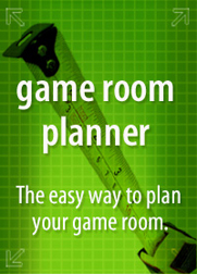 Game Room Planner - The easy way to plan your game room