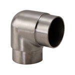 8563 - Foot Rail Elbow Fitting 90 degree - 2'' Stainless Steel