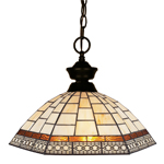 Tiffany Pendant Billiard Light