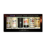 6839 - Classic Shot Glass Collection - Set of 6