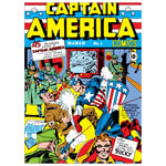 11865 - Captain America Comics No.1 Cover