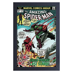 13531 - Marvel Spider-Man #122'Framed Colour Poster