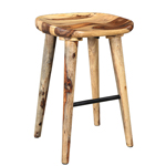 11760 - Worldwide Tahoe 26'' Stool (Natural)