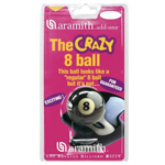 339 - Crazy #8 Pool Ball 2 1/4''