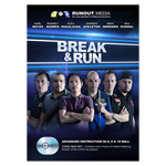 8980 - Break   Run 3 Disc Box Set Instructional DVD
