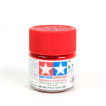 15030 - Tamiya Red Gloss Model Paint (Acrylic Mini X-7 nr 81507)