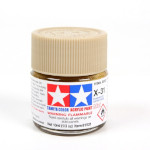 15067 - Tamiya Titanium Gold Gloss Model Paint (Acrylic Mini X-31 nr. 81531)