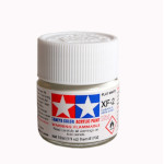 15051 - Tamiya White Flat Model Paint (Acrylic Mini Xf-2 nr. 81702)
