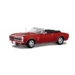 1107 - Die Cast Chevrolet Camaro Convertible SS 396 '67 1/18 Scale