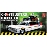 9878 - Ghostbusters 2 Ecto-1a Plastic Model