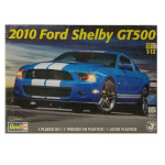 15236 - Revell 2010 Ford Shelby GT500 1:12 Scale Model Kit (85-2623)