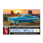 15161 - AMT 1960 Chevy Impale SS 1:25 Scale Model Kit (1013/12)