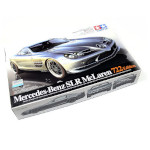 15201 - Tamiya Mercedes-Benz SLR722 - 1:24 Scale Model Kit (24317)