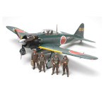 15157 - Tamiya Mitsubishi A6M5/5a Zero Fighter Model Kit (61103)