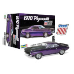 15076 - Revell '70 Plymouth AAR Cuda 1:25 Scale Model Kit (85-4416)