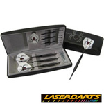 1249 - Black Widow 90% Tungsten Dart Set