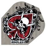 8824 - Dimplex - Skull and Spade