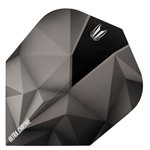 12951 - Target Shard Ultra Chrome Flights - Black