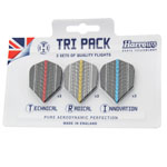 Harrows Supergrip Tri-Packs