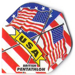 13002 - British Pentathlon Flights - USA