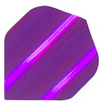 12818 - Polyester Foil Flights - Purple