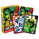 11050 - Marvel Playing Cards: Marvel Heroes - Single Deck