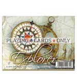 7391 - Double Deck Bridge Explorer Cards