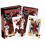13375 - Marvel Playing Cards: Deadpool Mirror - Single Deck