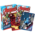 13488 - Marvel - Avengers Comics Playing Cards
