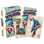 13491 - Marvel - Captain America Playing Cards