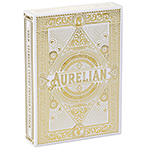 16319 - Ellusionist Aurelian White Card Deck