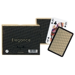 1616 - Double Deck Bridge Elegance Cards