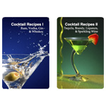12252 - Playing Cards - Cocktail Recipes