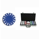 300 Piece 13.5 Gram Pro Clay Double Suited Poker Chip Set