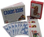 1826 - Book of Card Games for Kids Including Deck of Cards