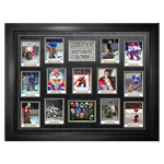 Goalie Legends Collage Print Framed