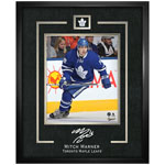 12008 - Mitch Marner Digital Signature Replica Framed Print