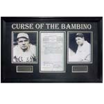 Babe Ruth Curse of the Bambino