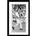 7413 - Arnold Palmer Unsigned Framed Photo - Strutting