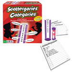 Scattergories Categories 2nd Edition