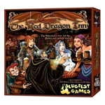 9780 -  The Red Dragon Inn Board Game