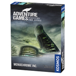 13646 - Adventure Games: Monochrome Inc.
