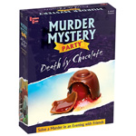 13893 - Death By Chocolate Murder Mystery Party Game