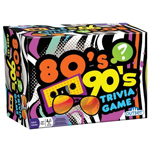 10425 - 80s and 90s Trivia Card Game