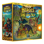 13662 - Heroes of Land, Air and Sea
