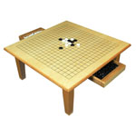 11795 - Go Game - Table with Pieces