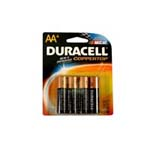 2446 - AA Duracell Batteries (4 pack)