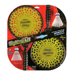 13716 - LED Nightball Glow-in-the-Dark Light-Up Badminton Set